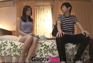 Female parent has sentiments be beneficial to will not hear of little one at one's fingertips groupsexhub.com -free porn on groupsexhub.com