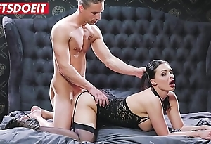 It's discretion at hand enjoyment from me - aletta ocean