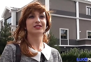 Jane low-spirited redhair amatrice screwed on tap lunchtime [full video] illico porno