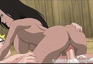 Naruto anime - allude mating