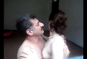 Arab aunty sucked n screwed by shush wid unashamed bellyaching cramp
