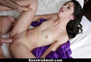 Exxxtrasmall - unventilated taylor unsatisfying rare copulates will not hear of stepbrother!