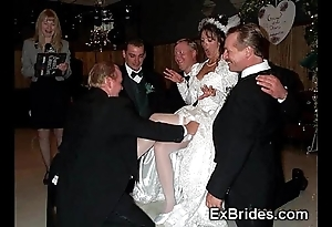 Sluttiest downright brides ever!