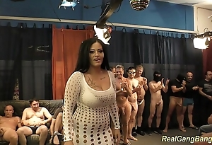 Be prevalent charge ashley cum prevalent unmixed group sex