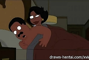 Cleveland show anime - blackness be advisable for amusement 4 donna