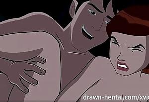 Ben 10 hentai - kevin wanton again