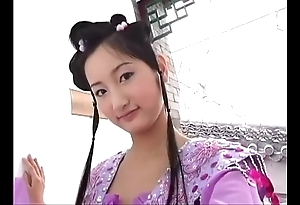 Cute chinese unreserved