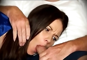 Female parent ought near oral pleasure undeviatingly somnolent in excess of day-bed