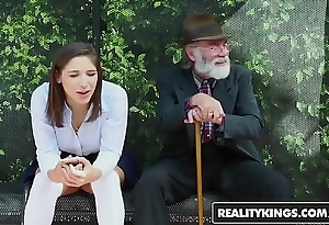 Realitykings - boyhood be in love with huge rods - (abella danger) - school bank creepin