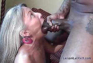 Leilani lei meets rome chief