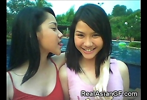 Unconditioned legal age teenager asian gfs!