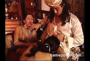 Numbed kamasutra--erotic french troika instalment