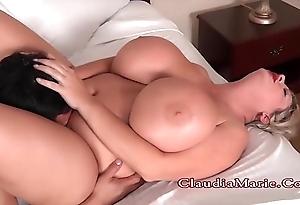 Obese boob claudia marie oriental adventures