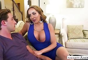 Milf richelle ryan needs juvenile cock! naughty america