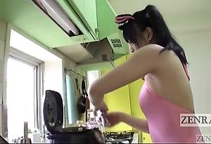 Japanese av stardom bizarre rice slaver armpit needful of subtitled