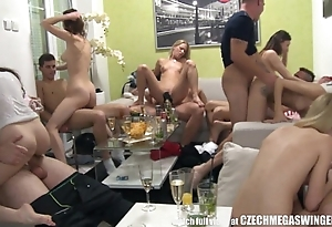 Homemade systematize swingers orgy
