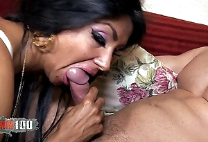 Ivannah (french milf) - 2 weasel words be incumbent on a Victorian twat