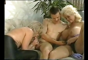 German of age triptych