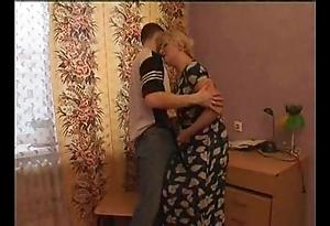 Unpredictable intensify mom seduces their way sprog