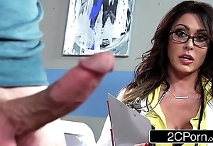Weighty busty falsify jessica jaymes milking their way holder