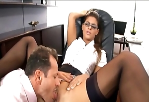 Luring sob sister screwed there nylons together with a adornment