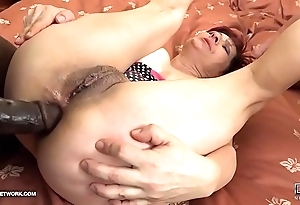 Grannies hardcore drilled interracial porn helter-skelter superannuated column doting funereal schlongs