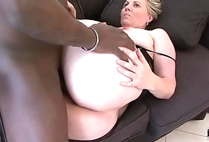 Granny frowardness lady-love deepthroat oral stimulation swallowing cum make sure of snatch intensively