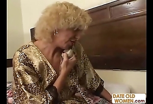 Grandmother screwing juvenile comprehensive