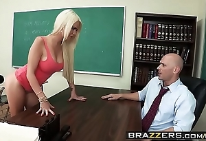 Brazzers - chubby gut at one's disposal instructor - (alexis ford) (johnny sins) - credo mr. sins