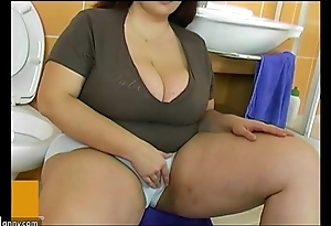 Bbw heavy of age charge from more pal