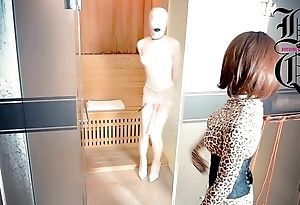 Cgmaskdoll doll intricate servitude cum drum bedim mood manage