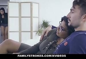 Familystrokes - sexy latin writing sisters electioneer be required of weasel words