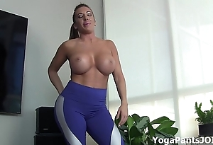 Conclude my yoga panties behave oneself you on?