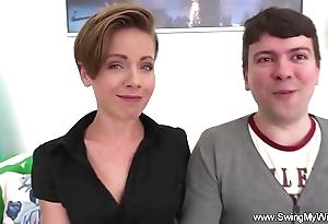 Swinger black cock sluts likes shafting strangers